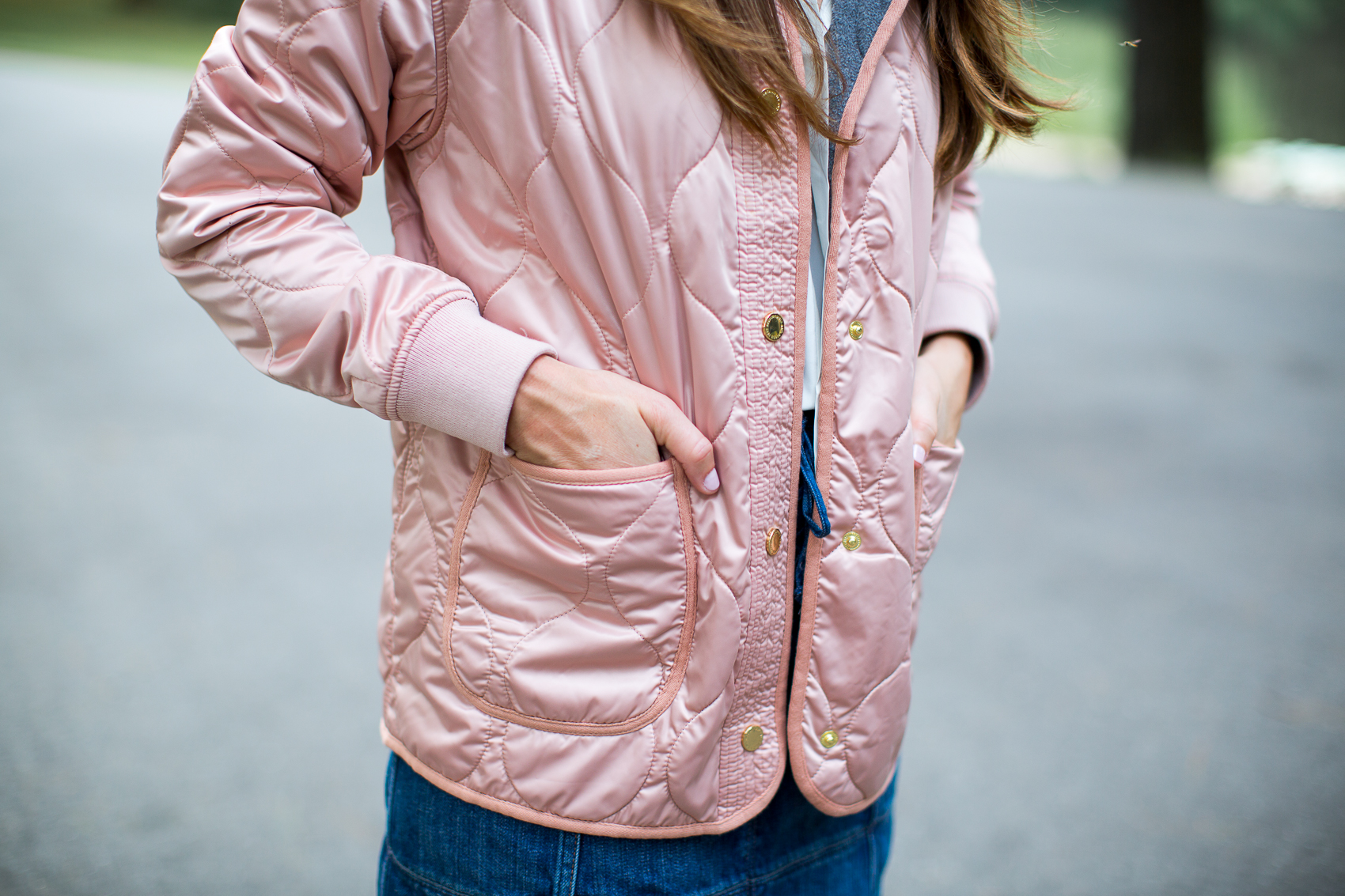 pink barbour jacket for less