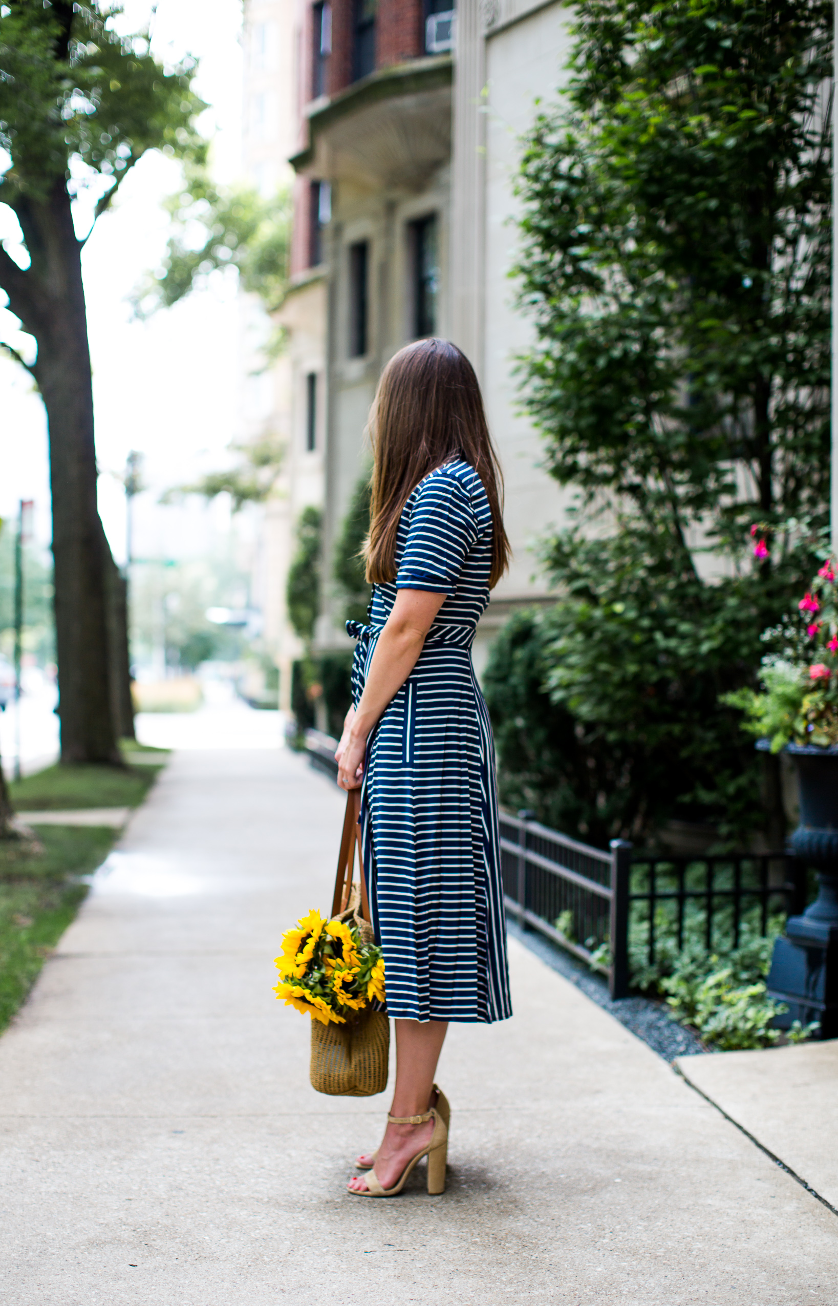 the best midi dresses