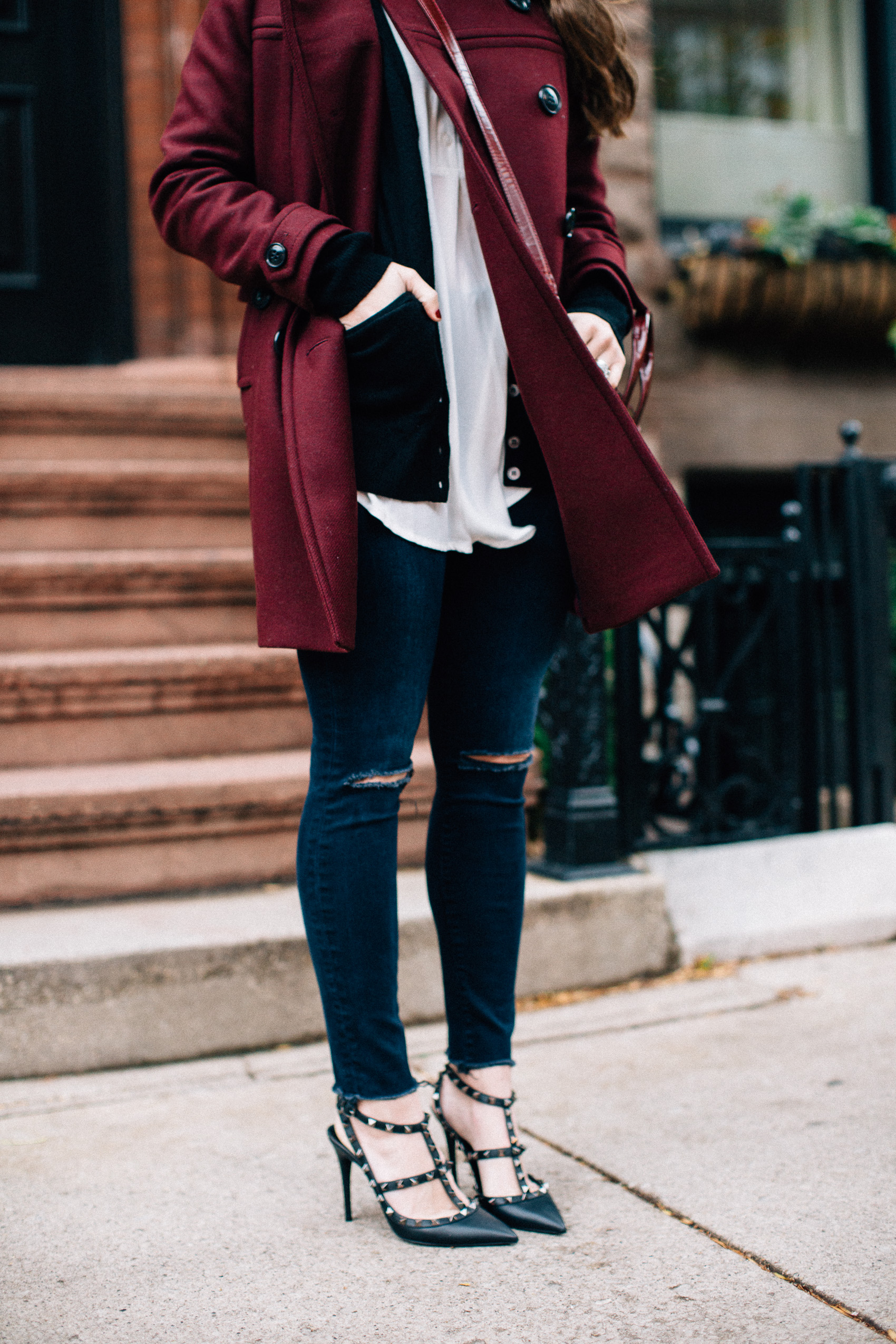 easy day to night fall outfits for work and play