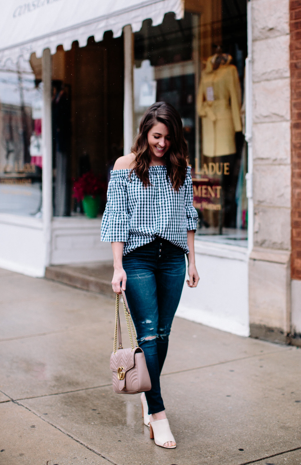 gingham top for spring (2 of 8)-1