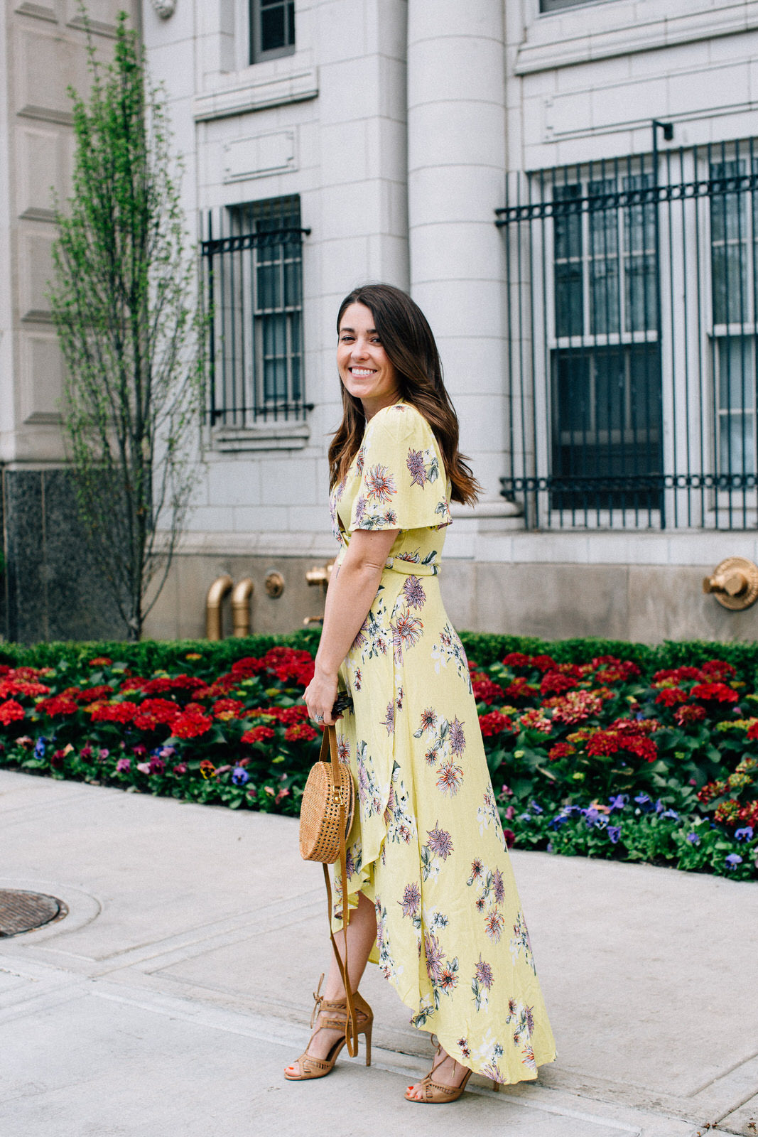 Liz Adams of Sequins & Stripes shares wedding guest dress ideas to wear to your next wedding.