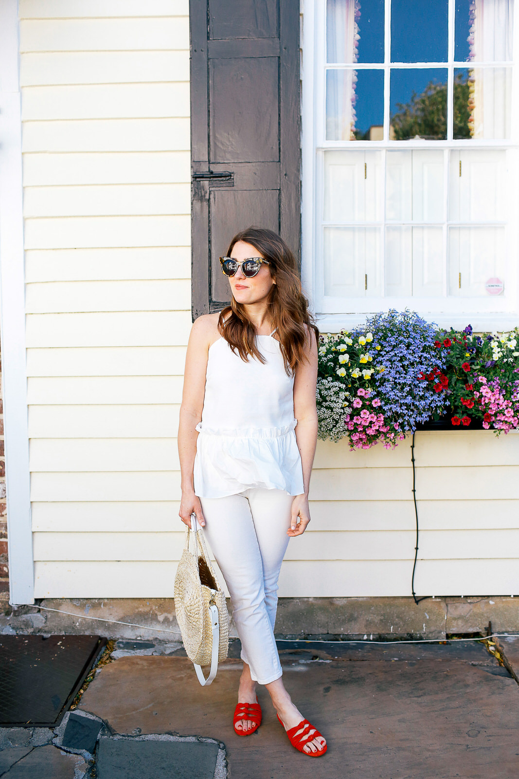 The best white denim to invest in for summer.