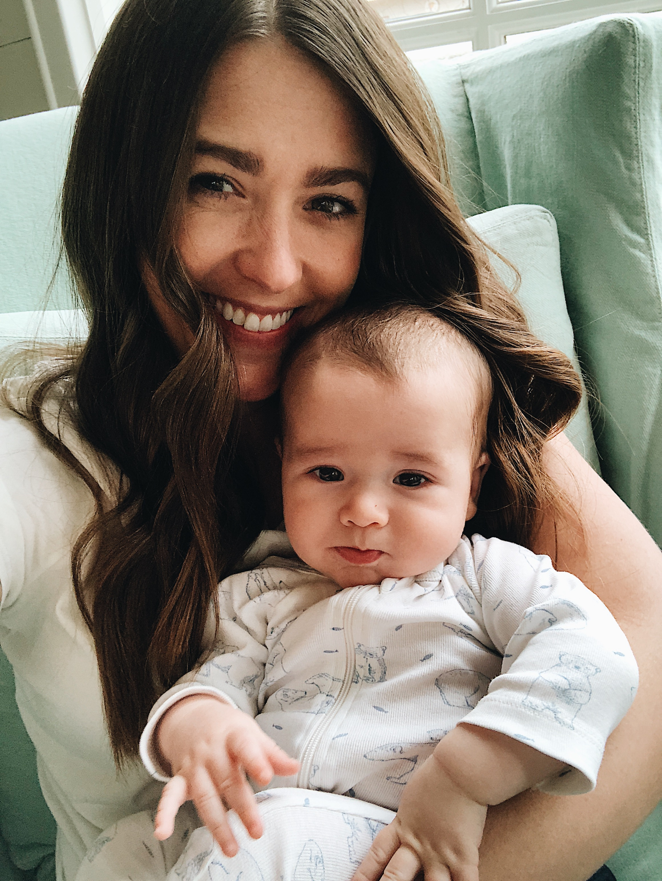 Liz Adams shares a 4 month update for her son Jack.