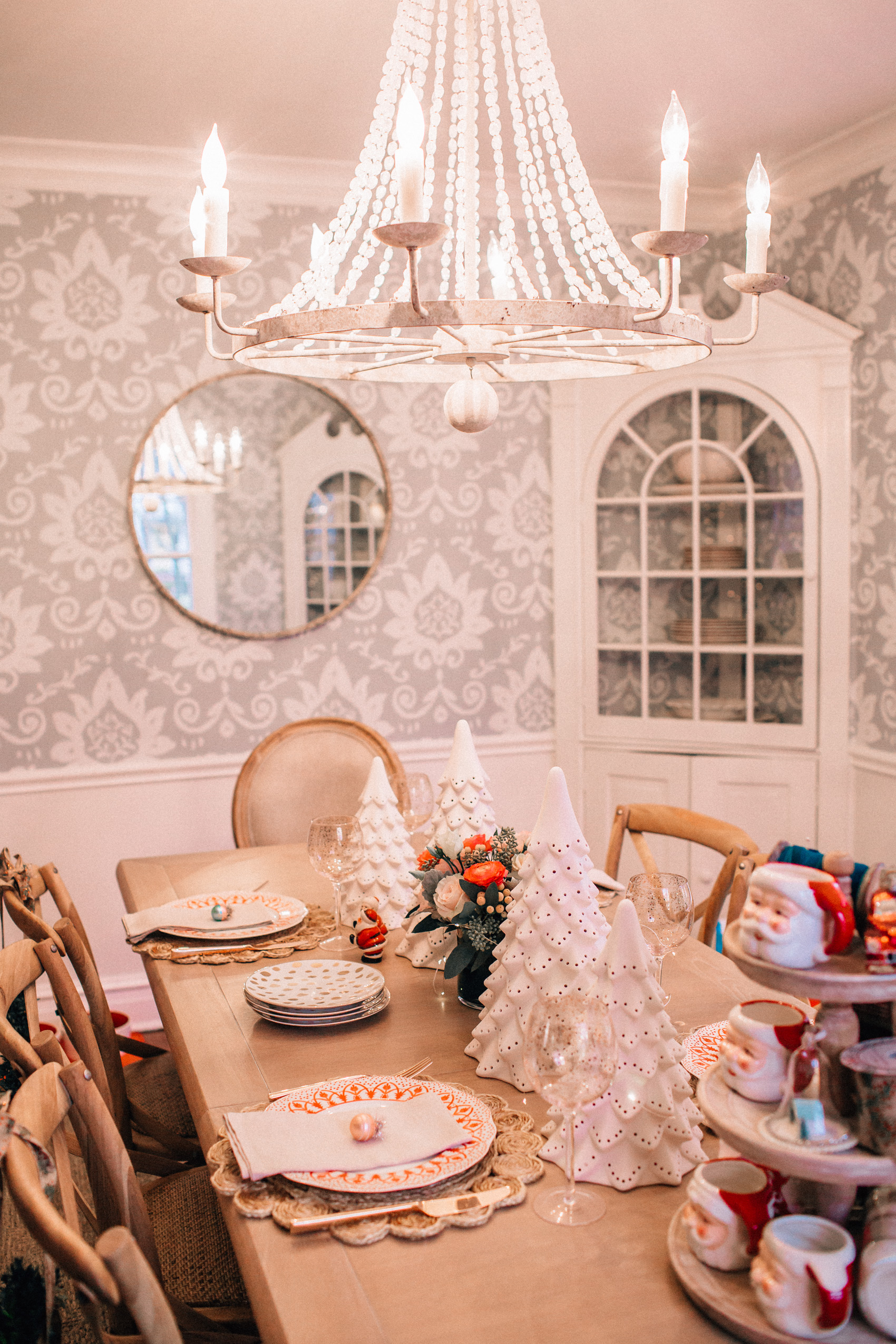 Our Dining Room Makeover With Ballard Designs Hello