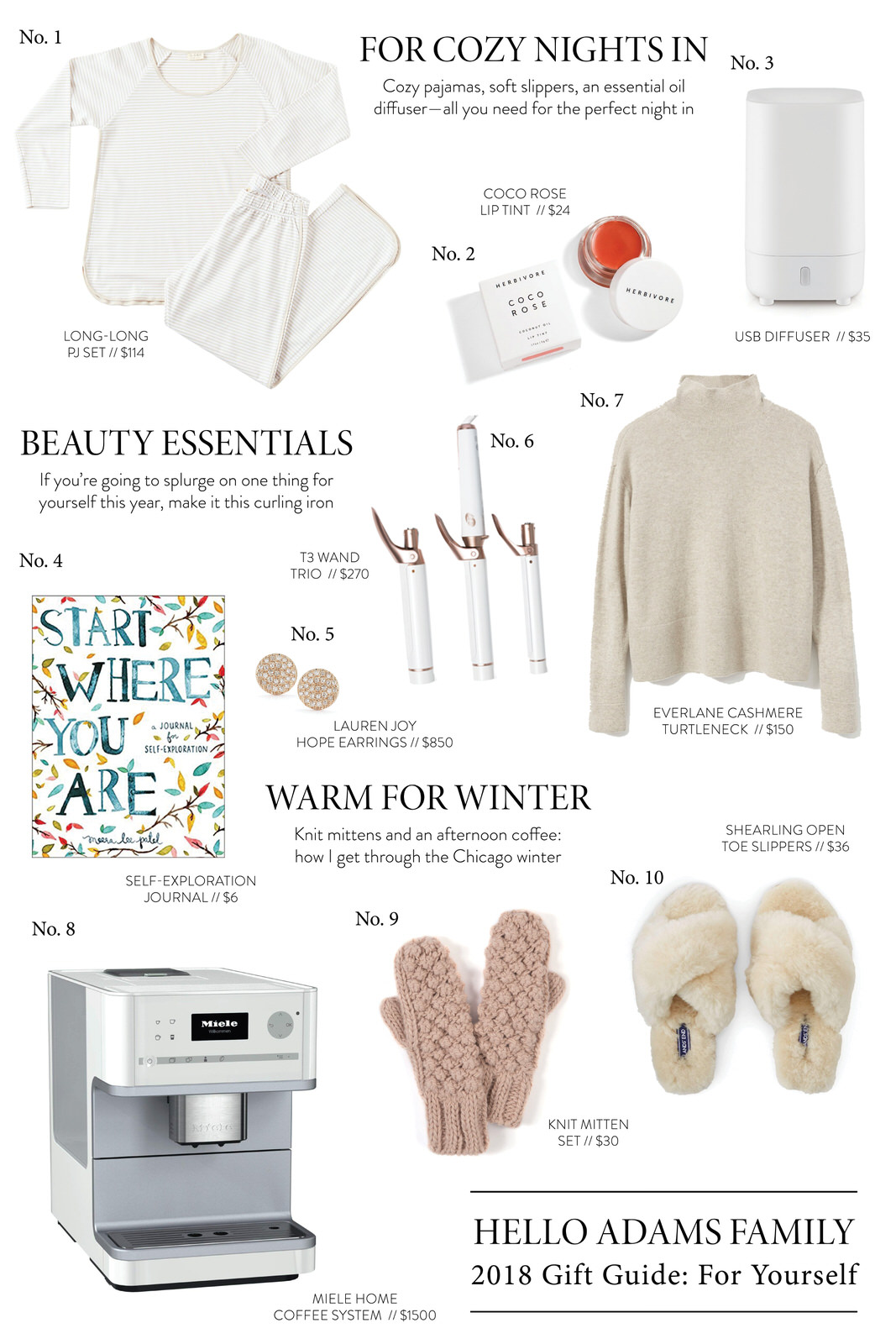 Gift Guide: For Girlfriends