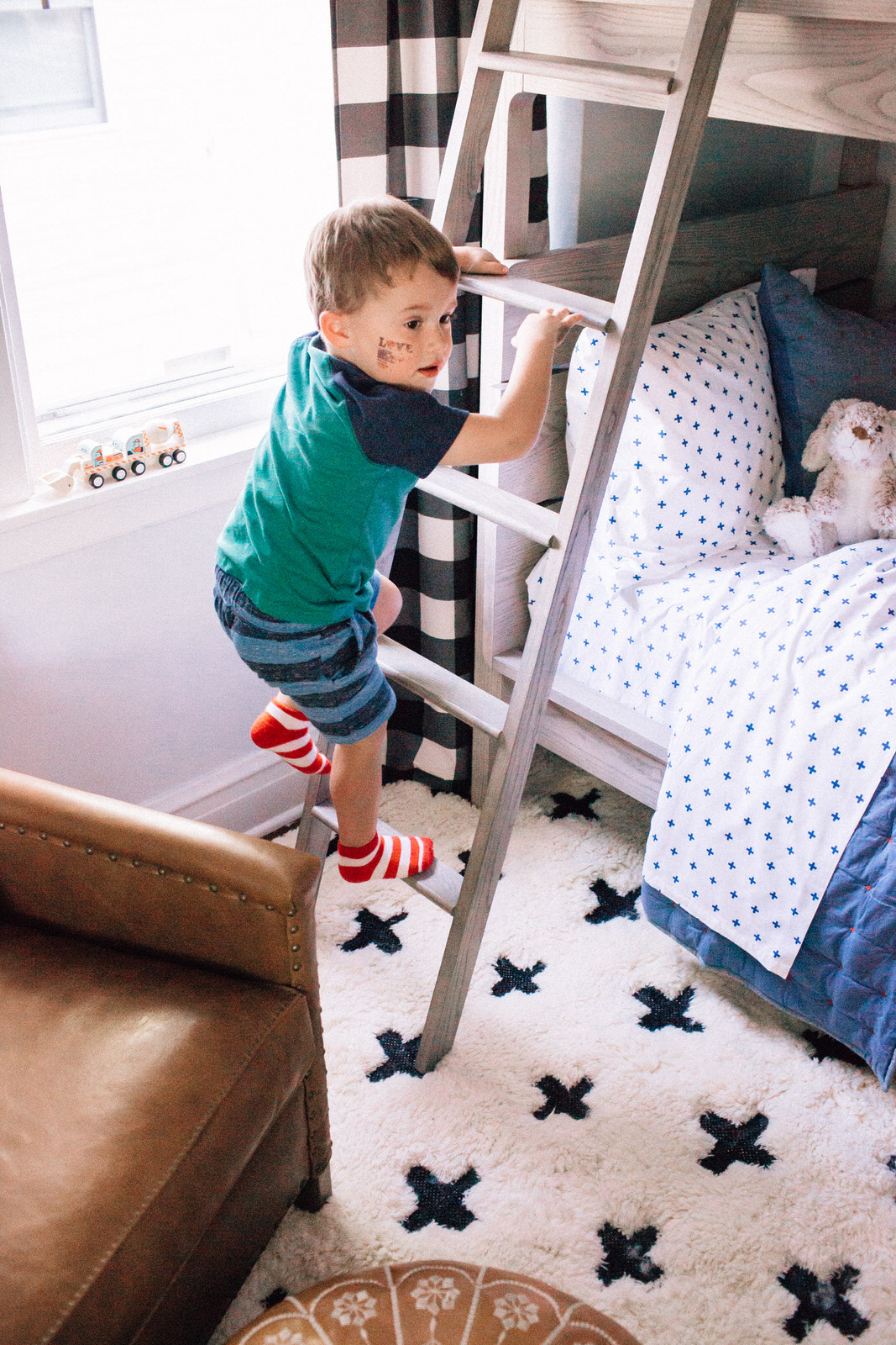 Charlie S Bedroom Makeover With Crate And Kids Hello Adams Family